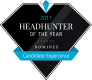 Headhunter of the year 2018 Logo